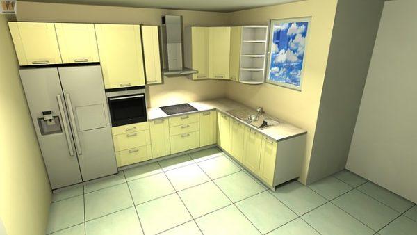 Кухня модули